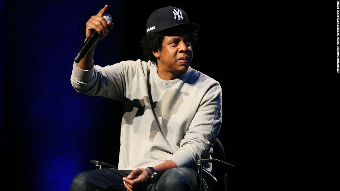 Jay-Z publishes full-page ads in newspapers across the country dedicating himself to George Floyd
