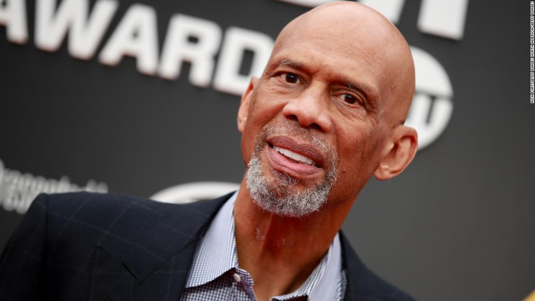 """Kareem Abdul-Jabbar: """"Riots are the voices of people who have no voice"""""""