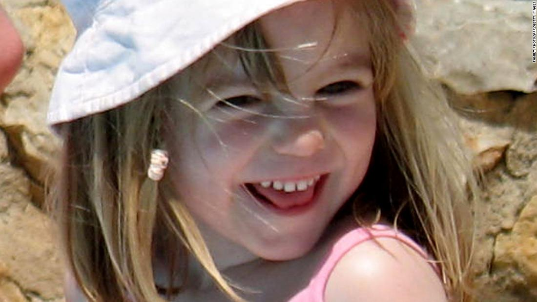 An investigation by Madeleine McCann leads British police to a new suspect