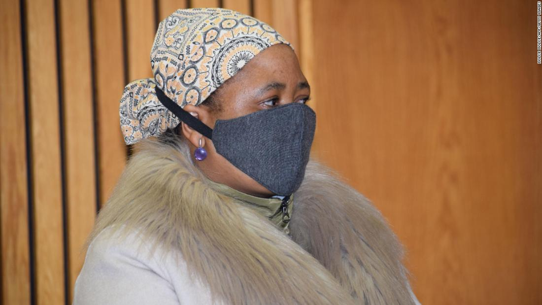 Maesaiah Thabane: Wife of former Lesotho prime minister arrested again for murder of ex-wife's husband