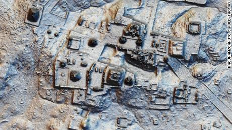 Laser mapping reveals dozens of ancient Mayan cities