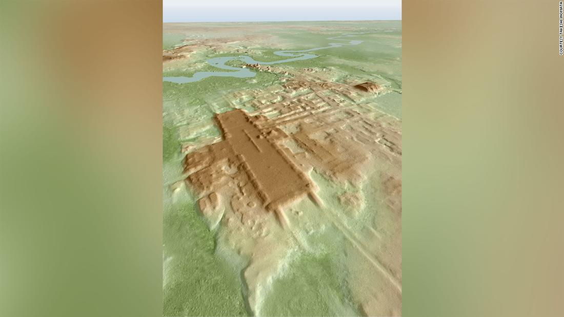 Aguada Fénix: Laser mapping reveals the largest and oldest Mayan temple