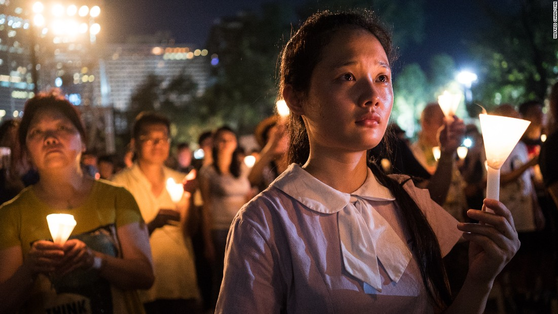 Tiananmen Square Massacre: Hong Kong marks the anniversary perhaps for the last time