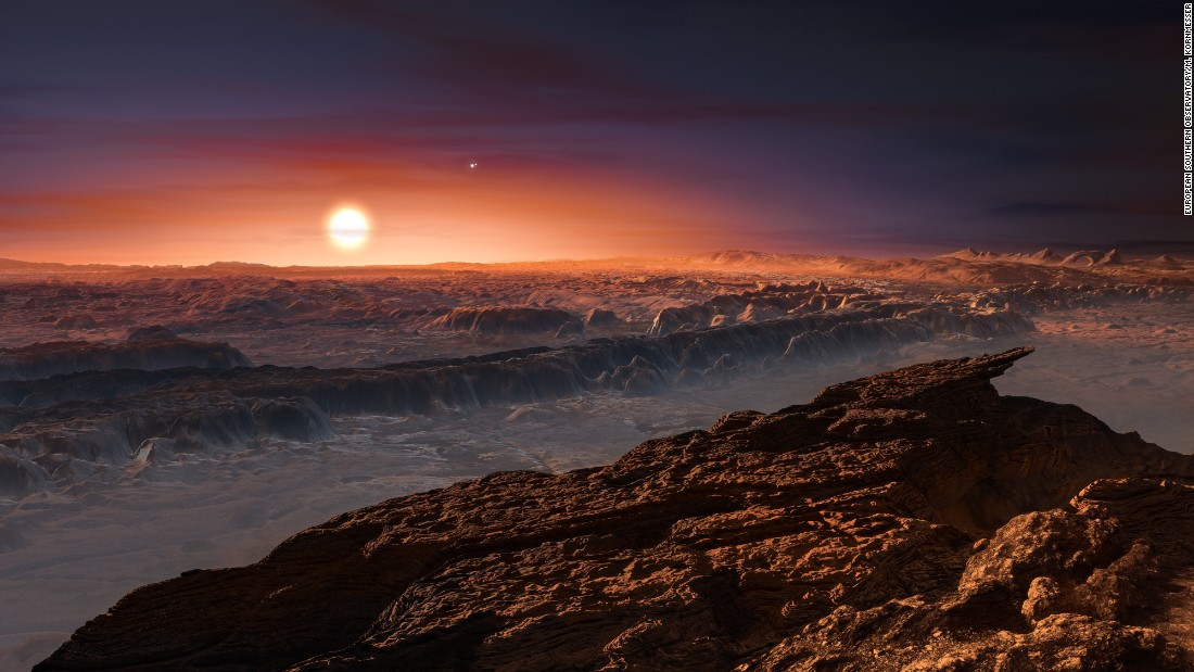 Astronomers confirm an Earth-sized exoplanet around the nearest star