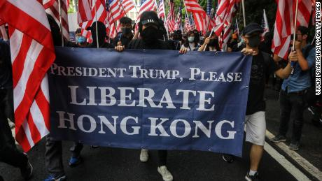 China gifted propaganda victories as Trump's protest response undermines US efforts to protect Hong Kong