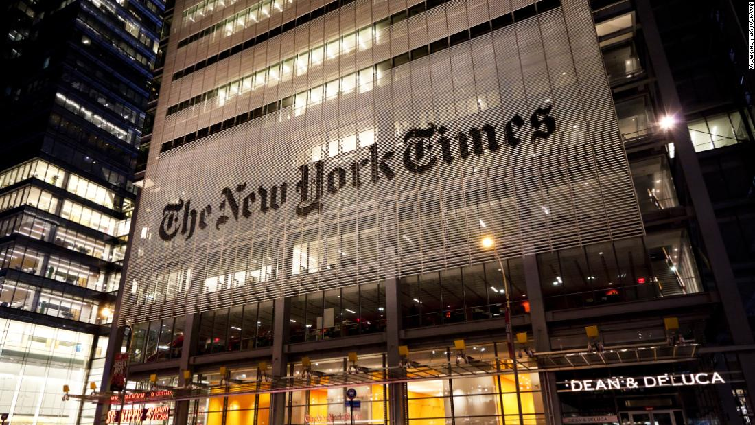 Tom Cotton op.ed .: New York Times staff rebelled over publication of Republican Senator's work