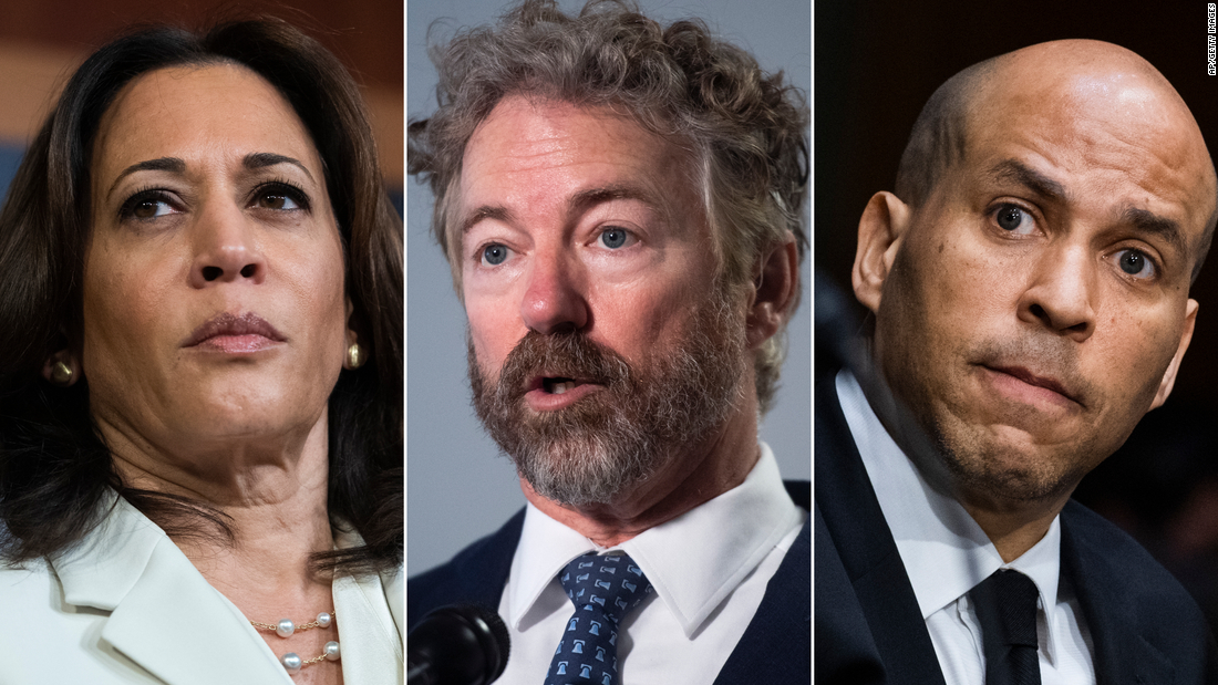 An emotional debate erupts over the anti-lynching law as Cory Booker opposes Rand Paul's change