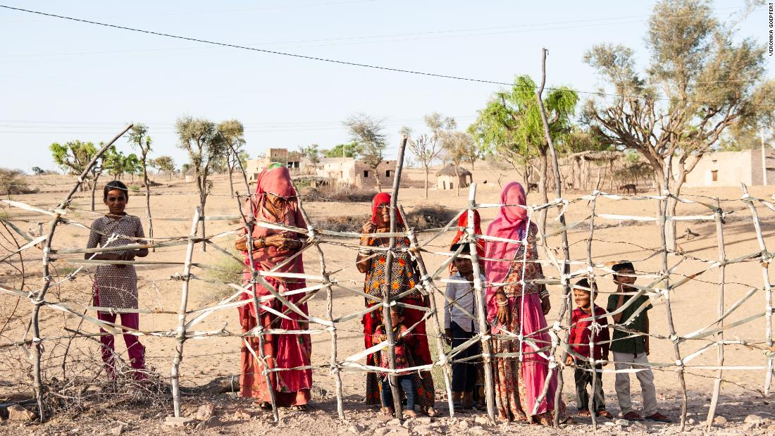 In remote Indian villages, the fear is as great as the coronavirus