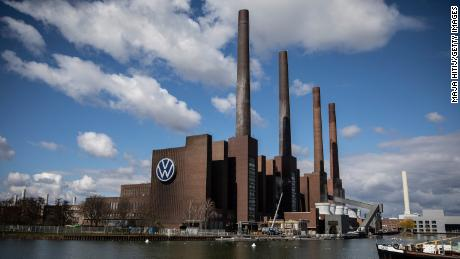 The world's largest car factory has just reopened. Here's what Volkswagen was supposed to do