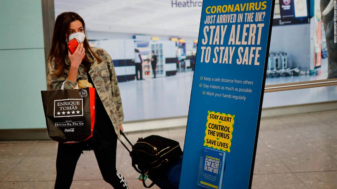 Has the UK just canceled the summer by introducing a 14-day quarantine?