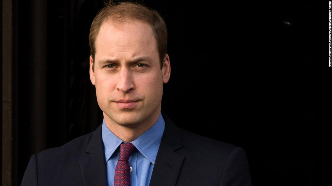 Prince William secretly volunteered to answer the mental crisis hotline