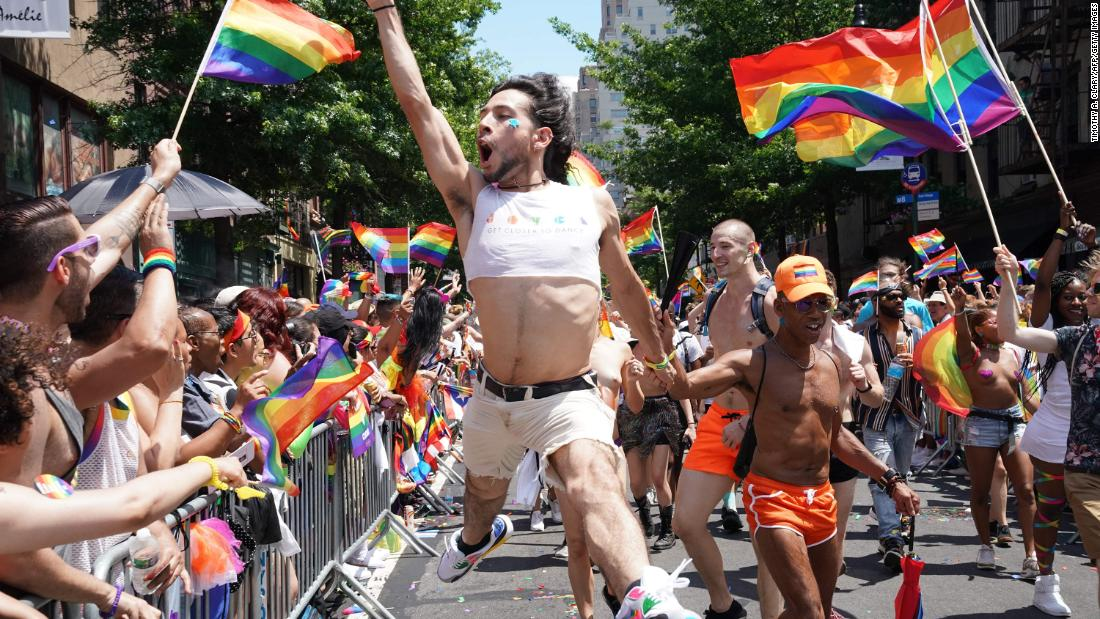 The pain and possibility of prevented gay pride celebrations