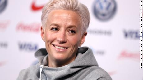 Megan Rapinoe: USWNT Captain, World Cup and Social Justice Campaign Winner