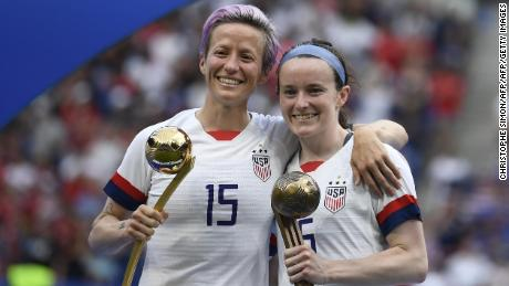 Women's World Cup: As Equality Champions, USWNT to admire in its fight for lasting change