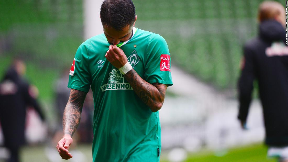 Werder, the longest-serving club in the Bundesliga, is facing relegation