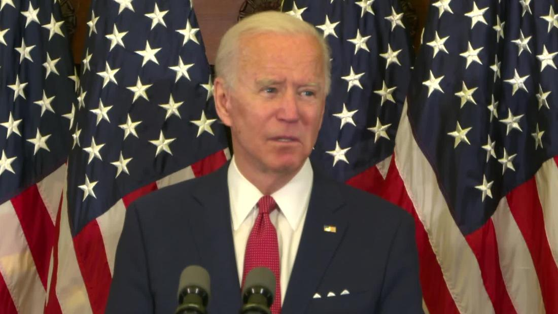 Biden poll: Former vice president achieves milestone Hillary Clinton never made: 50% majority support