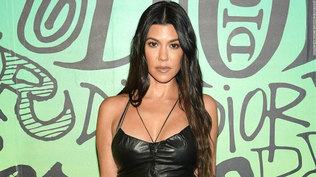 Kourtney Kardashian Says She's Teaching Her Kids About White Privilege