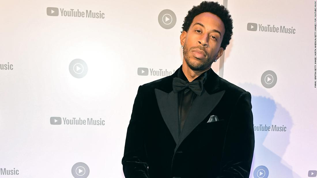 Ludacris opens the George Floyd Memorial and reaches a new generation of listeners