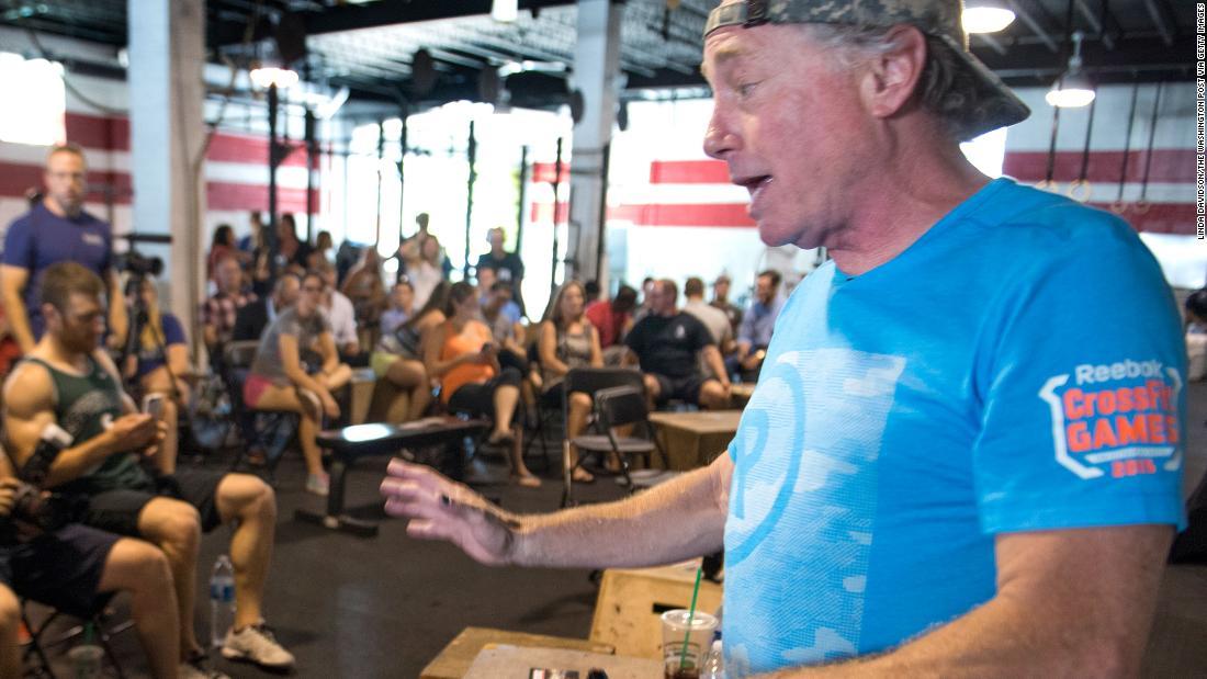 Reebok breaks ties with CrossFit after George Floyd's tweet
