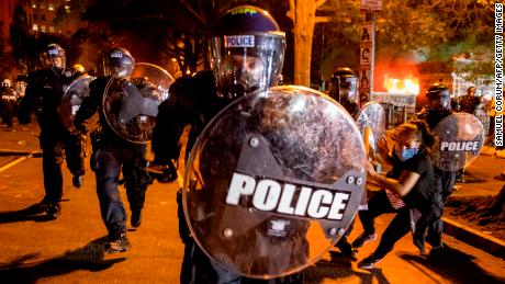 There is a growing call to give up the police. Here's what it means