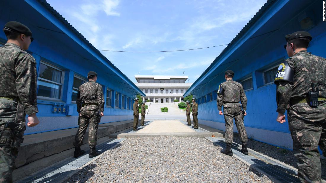 North Korea no longer talks to the South. Experts say it could try to produce a crisis