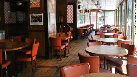 Restaurant and bar owners say social distancing could wipe out their industry