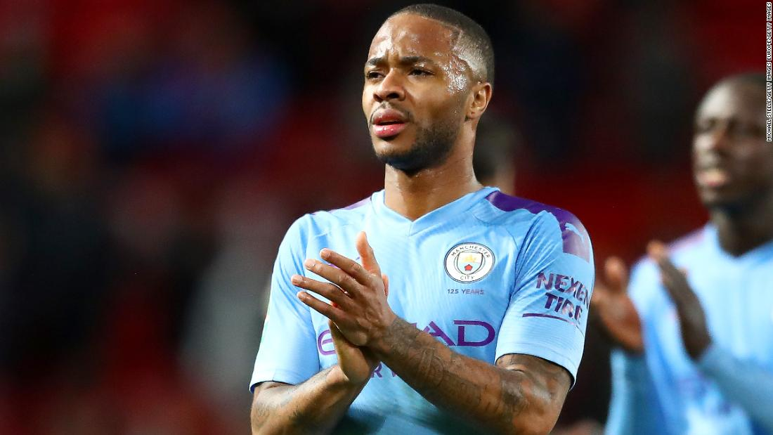 Raheem Sterling: As he struggles with racial injustice, the Manchester City star says he 'doesn't think about his job'