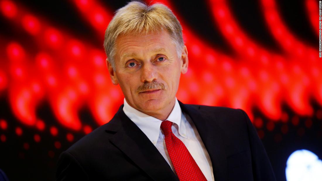 Kremlin spokesman Dmitry Peskov defends the reaction of the Russian coronavirus