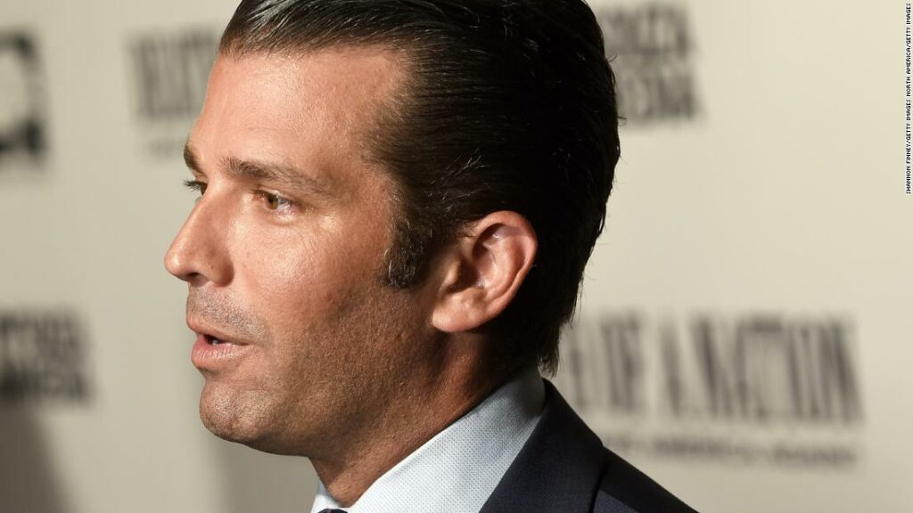 Donald Trump Jr.'s hunting trip cost more than $75,000