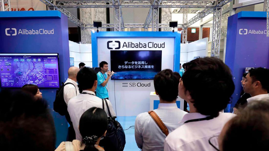Alibaba will employ 5,000 workers as the pandemic drives demand for cloud services