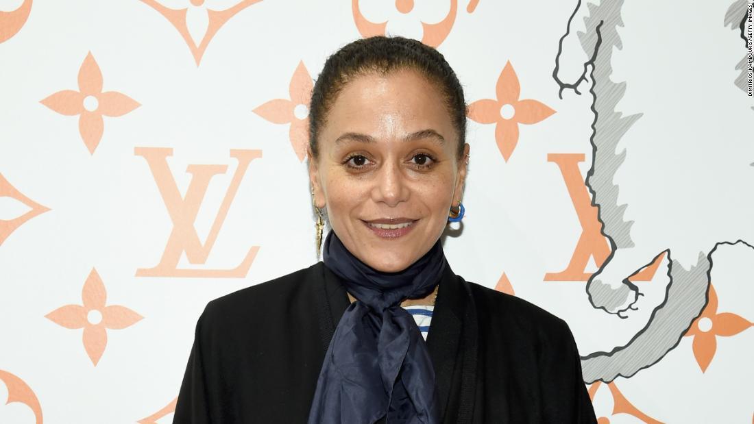 Samira Nasr has been named the first black editor-in-chief of Harper's Bazaar