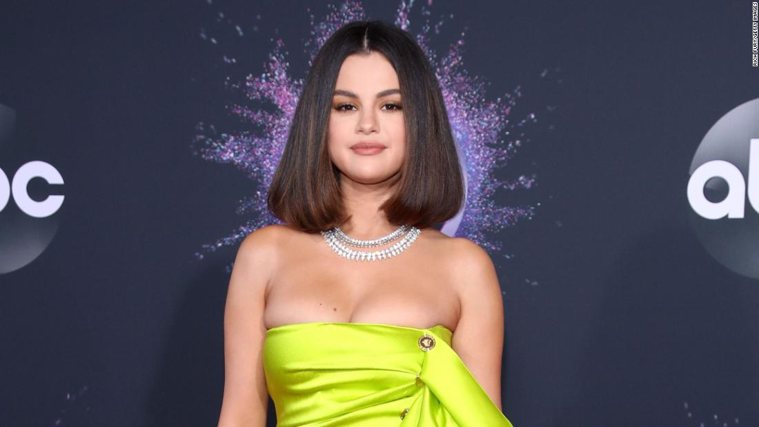 'Gallery of Broken Hearts' by Selena Gomez for her theatrical debut this summer