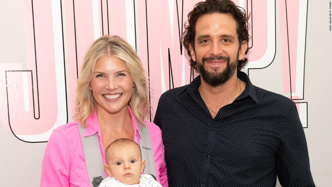 Nick Corder's wife shares the latest information about his health as their son turns 1 year old