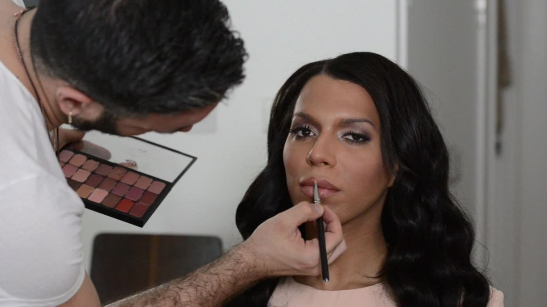 Munroe Bergdorf rocked L'Oreal again, three years after being rejected for commenting on systemic racism