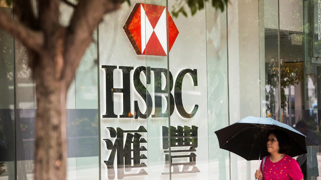 HSBC is taking heat from all sides after supporting China in Hong Kong