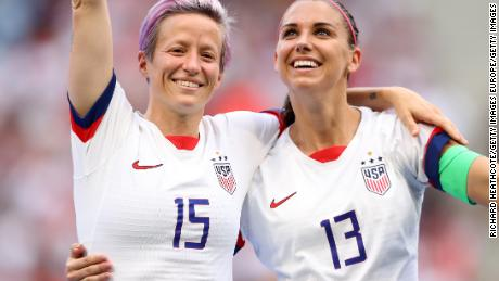 Germany and the US are leaders in a crucial period for women's football