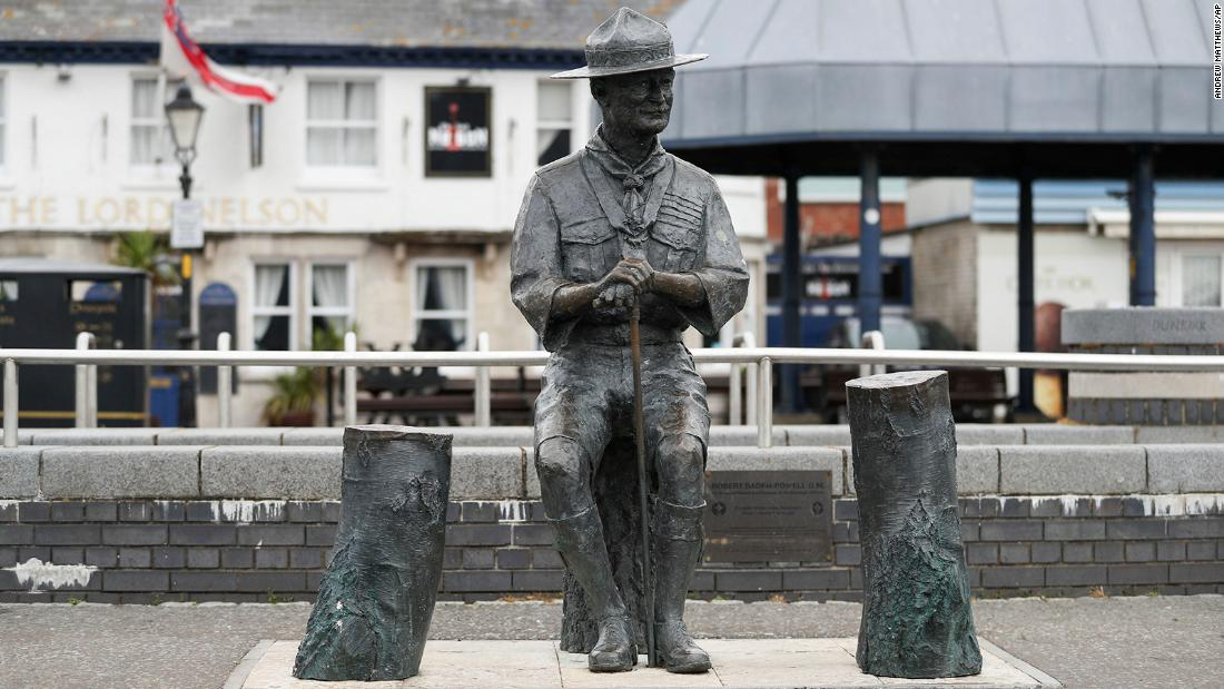 Robert Baden-Powell: The UK Council for the Removal of the Scout Founder Statue