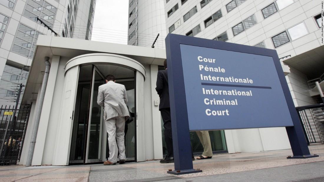 Trump approves sanctions against the International Criminal Court