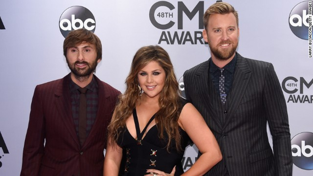 Lady Antebellum changes her name to Lady A
