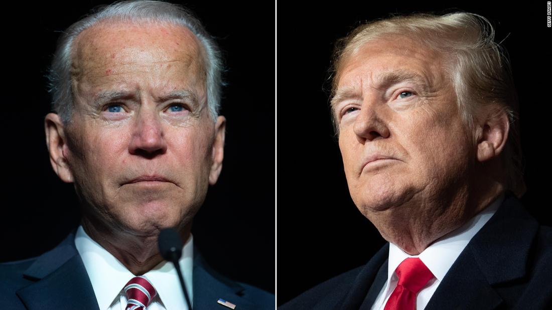 Biden, Trump's campaigns release data on staff diversity