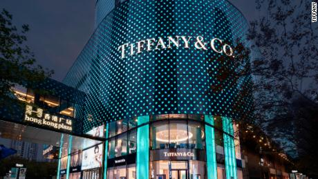 Chinese customers spend more at home. Tiffany has big plans to monetize