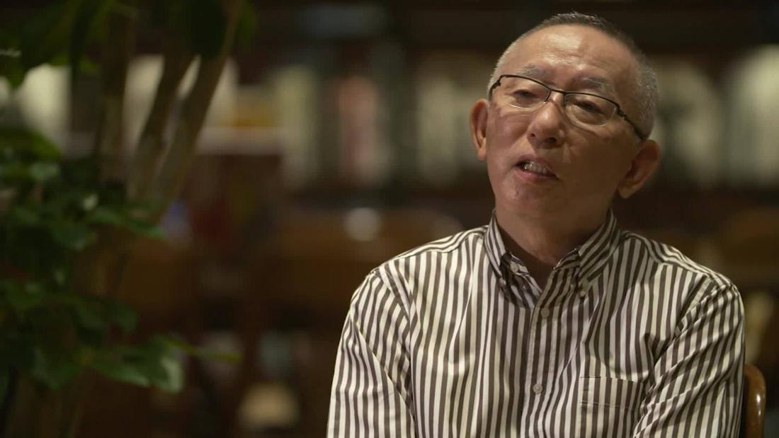 Japanese billionaire Tadashi Yanai says the image of America is crumbling