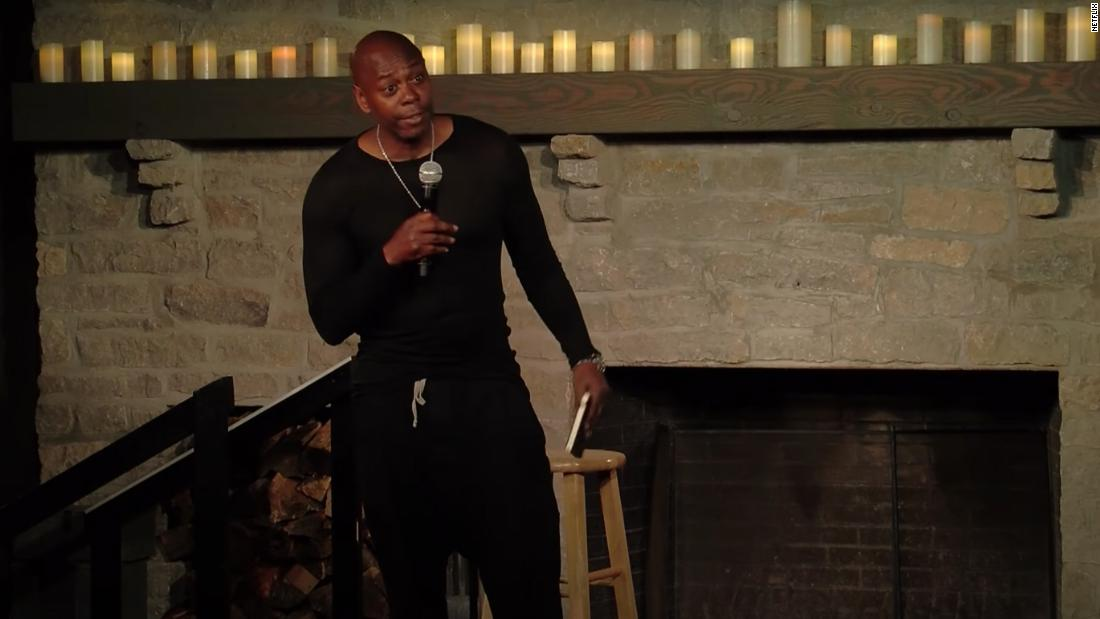 Dave Chappelle turns out to be hard hitting 8:46