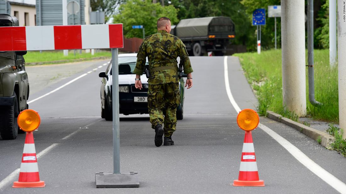 Poland accidentally attacked the Czech Republic last month
