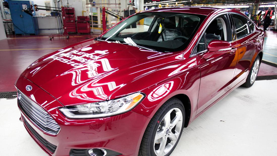 Ford is recalling more than 2 million vehicles due to faulty door latches