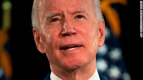 Biden supports the removal of Confederate names from U.S. military property
