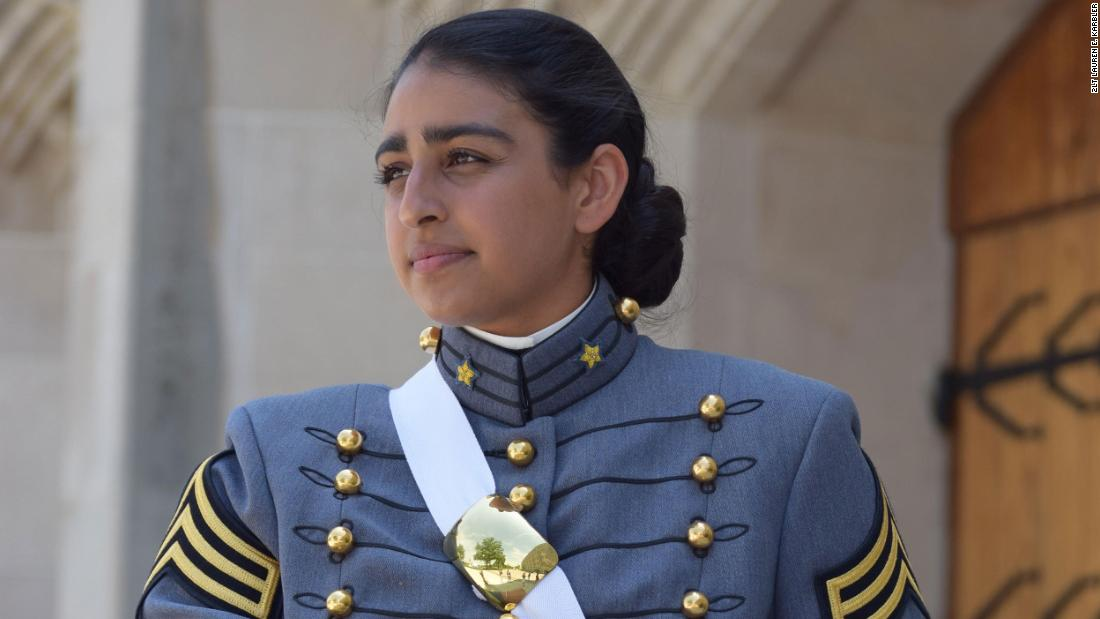 The first observant Sikh graduated from West Point