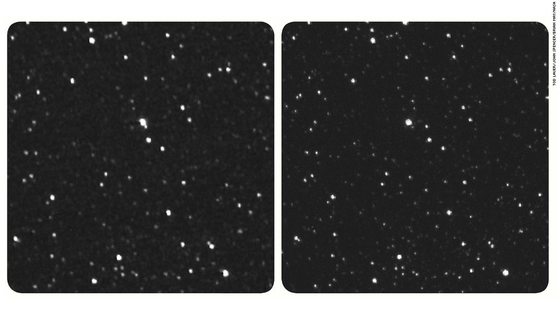 NASA's spaceship is sending photos of stars 4.3 billion miles away