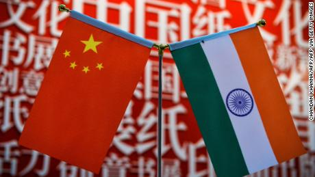 The border shower between India and China is turning into a comprehensive media war