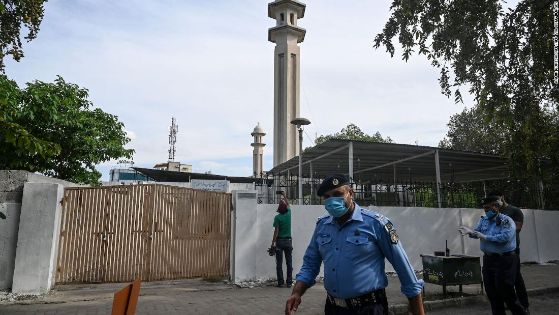 Pakistan releases Indian embassy staff detained over alleged incident in attack